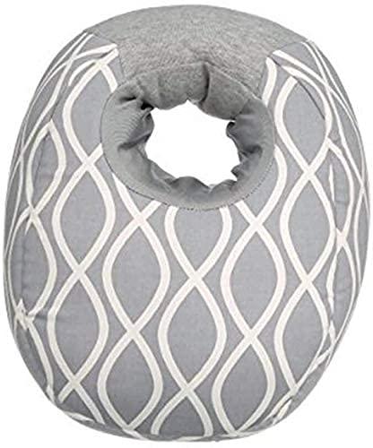 Almohada de Apoyo de Maternidad Almohada de Lactancia Almohada de Embarazo Almohada de Maternidad para amamantar Bebé E Cuerpo Completo para Dormir, 100% Funda de Almohada de algodón