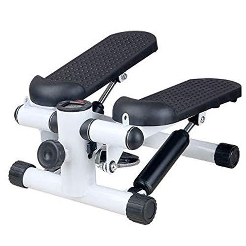 KMS Up-Down-Stepper, Mini-Fitnessgerät Inkl. Trainingscomputer Mit Vielen Funktionen, Fitnesstraining Für Zuhause, Heimtrainer, Swingstepper Für Bein- Und Po-Training