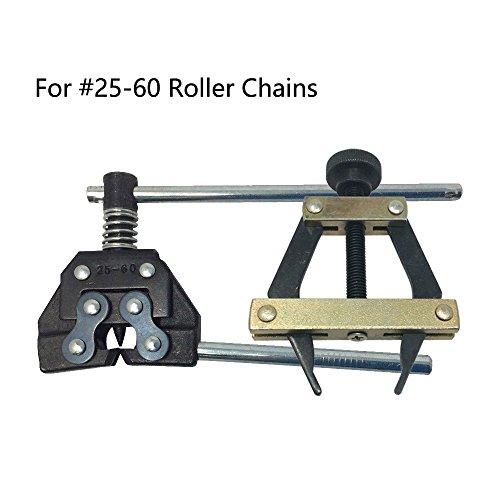 AZSSMUK 25-60 Holder Puller&Breaker Cutter #25 35 41 40 50 60 415H 428H 520 530 Roller Chain Tools Kit voor Fiets, Motorfiets Kettingen Vervangingen
