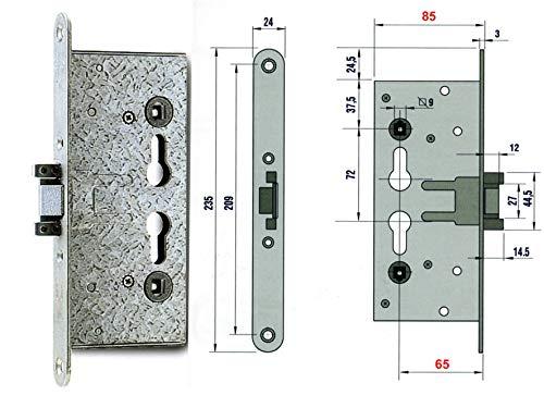 Corbin Nemef Pn9000365 - Cerradura antipánico