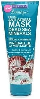 Freeman Feeling Beautiful Facial Anti-Stress Mask, Dead Sea Minerals, 6 floz Body Care / Beauty Care / Bodycare...