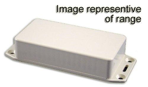 Hammond Electronics 1591CFLGY Caja Universal 120x65x40 ABS Gris (RAL 7035) 1 ud.