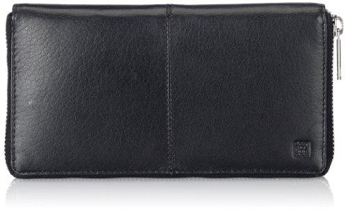 Zwilling 97566-004-0 Twinox Portemonnaie aus Rindleder, 2-tlg., schwarz