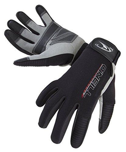 O'Neill Unisex's Explore Handschoenen met een diameter van 1 mm, zwart, klein