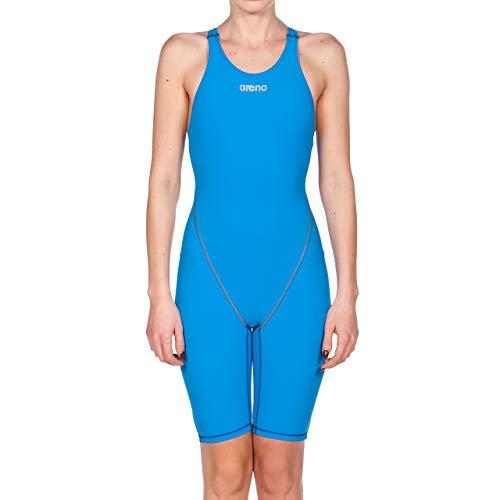 arena Damen Badeanzug Wettkampfanzug Powerskin ST 2.0 (Perfekte Kompression, Minimierter Wasserwiderstand), Royal (72), 32