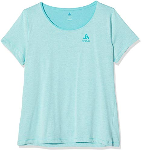 Odlo Alloy T-Shirt Manches Courtes Femme XS Bittersweet Melange
