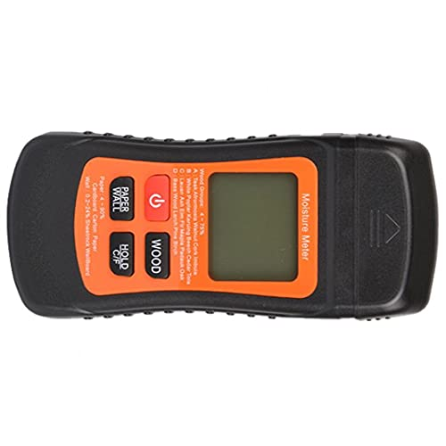 Hout Vochtigheid Detector Digitale Handheld LCD Vochtigheid Meter Tester (geen Batterij) Hoge Precisie