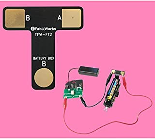 TFabWorks micro:bit用フィルムターミナル TFW-FT2