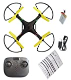 SUPER TOY Remote Control Quadcopter 3D Flip Action Drone Without Camera for Kids - Altitude Hold and Headless Mode