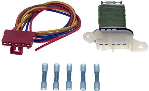 Dorman 973-510 HVAC Blower Motor Resistor Kit for Select Models