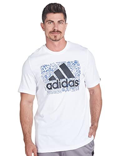 adidas Camiseta Marca Modelo M DDLBMB L T