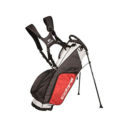 Cobra Golf 2017 Ultralight Stand Grey/Org (Dark Shadow/Vibrant Orange)
