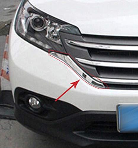 Rejilla del lado de la parrilla del lado frontal del automó