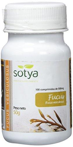 Sotya Fucus, 100 Comprimidos, 500 mg