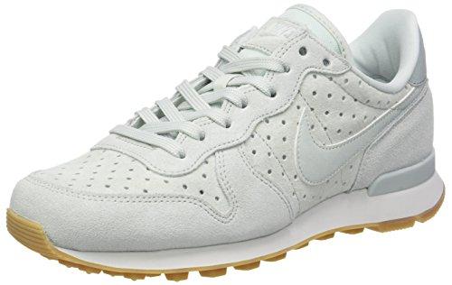 Nike Damen Internationalist Premium Sneaker, Grau (grau grau), 36.5 EU