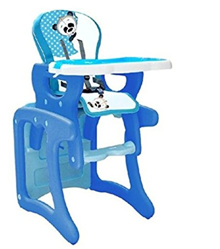 Trona para bebé convertible en mesa