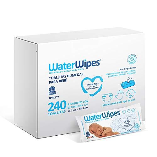 Toallitas Humedas Saba marca WaterWipes