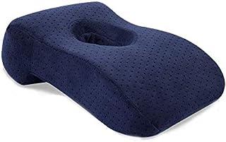 NOTE 多機能旅行低反発枕オフィス昼寝枕L字型遅いリバウンド低反発枕机の睡眠