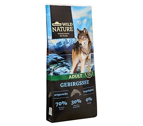 Dehner Wild Nature Hundetrockenfutter Adult, Gebirgssee, 12 kg