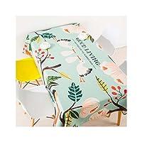 テーブルクロス 正方形、長方形テーブルクロス/キッチンダイニング卓上装飾のためのテーブルカバー、テーブルクロス洗えるディナーピクニックテーブルクロス工場花 (Color : D, Size : 140*180cm)
