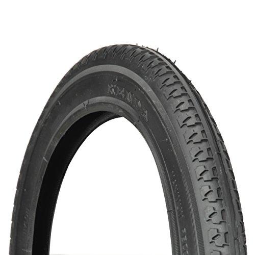 FISCHER Straߟe, 14 Zoll Fahrradreifen, schwarz, 47-254