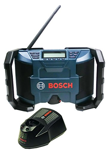 Bosch GPB 12 V-10 Radio mit Akku 2.0 Ah + Ladegerät