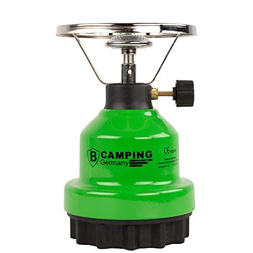 Halal-Wear Hornillo de camping (verde)