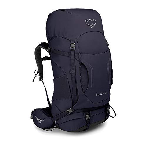 Osprey Europe Women's Kyte 56 Backpack, Mulberry Purple, WS/M