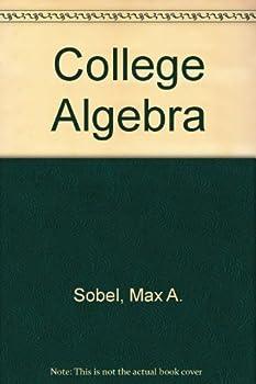 College Algebra 0131417967 Book Cover