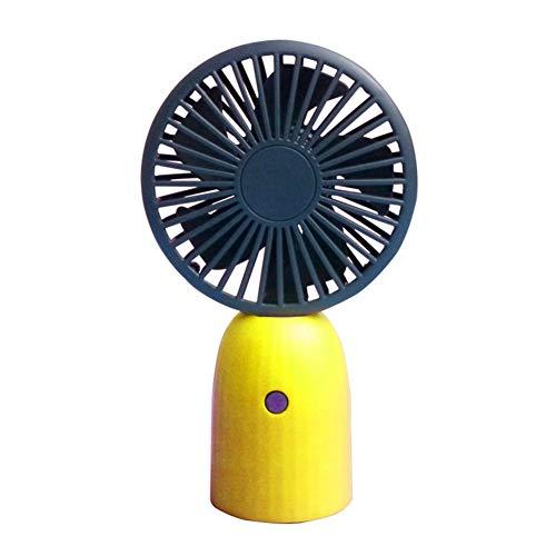 Dyyicun12 Mini-ventilator, draagbaar, met USB-aansluiting, voor de zomer