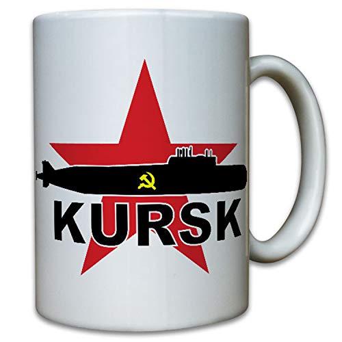 U Boot Kursk Russland K 141 Atom U-Boot Projektes 949A NATO - Tasse #9780