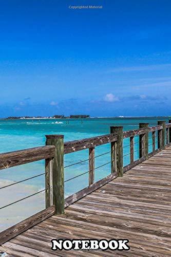 Notebook: The Beautiful Cable Beach Bahamas , Journal, usado segunda mano  Se entrega en toda España