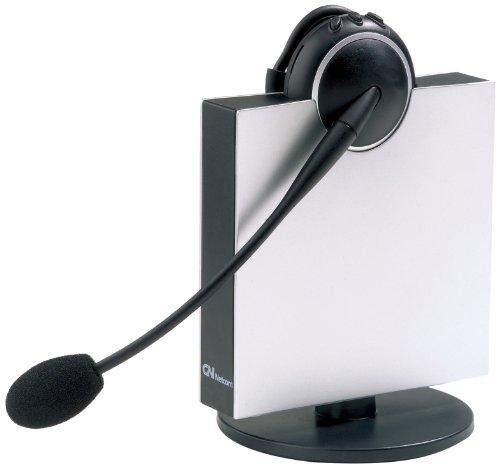 Jabra GN9125 Mono Flex-Boom Wireless Headset for Deskphone