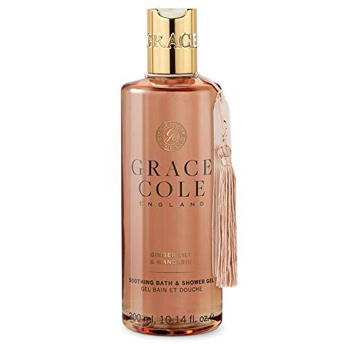 Grace Cole Ginger Lily & Mandarin Bath & Shower Gel 1 x 300ml