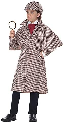 Sherlock holmes costume kids _image4