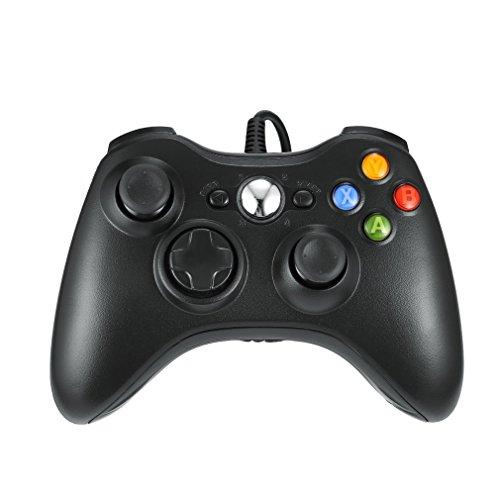 LESHP USB Wired Joypad Gamepad Controller für Xbox 360 PC Für Windows 7 Für Microsoft