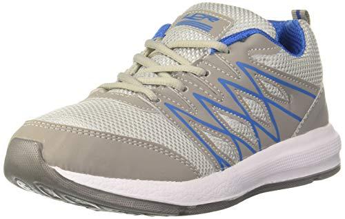 Lancer Men's Hydra Grey Blue Shoes-8 (HYDRA-46)