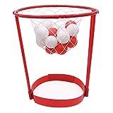 SDENSHI Head Hoop Basketball Party Game Regalo de Cumpleaños de Navidad Niños Adultos Actividad