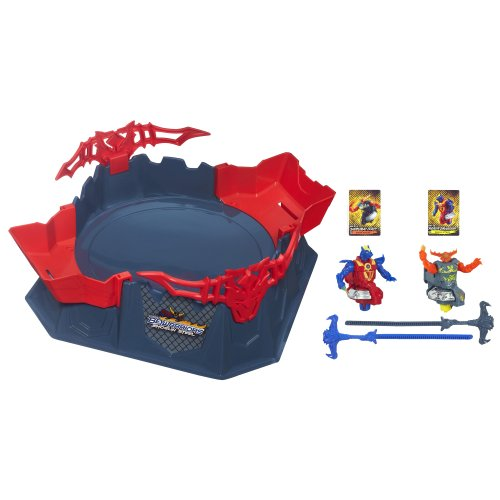 Bey Warriors Shogun Steel Octagon Showdown Battle Set