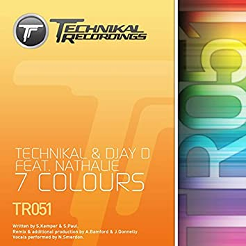 7 Colours