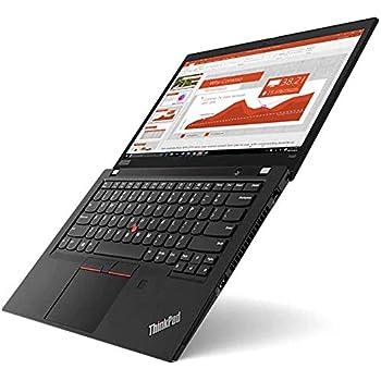 """Lenovo ThinkPad T490, 14.0"""" FHD 1920x1080 IPS, Intel Core i5-8365U Processor, 8GB RAM, 256GB SSD, Win10Pro, Fingerprint Reader Business Laptop"""