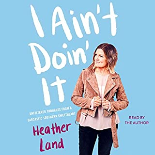 I Ain't Doin' It audiobook cover art