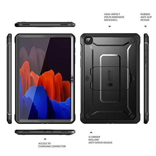 SUPCASE Funda Galaxy Tab A7 de 10.4 [Unicorn Beetle Pro Series] Cubierta Completa Resistente Estuche Protector con… 7