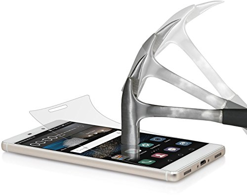 StilGut Displayschutzfolie Panzerglas für Huawei P8 (2er-Pack)