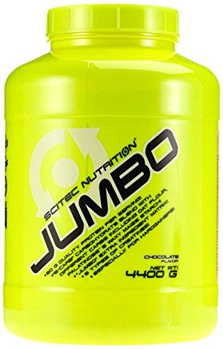 Scitec Nutrition Gainer Jumbo, Schokolade, 4400g