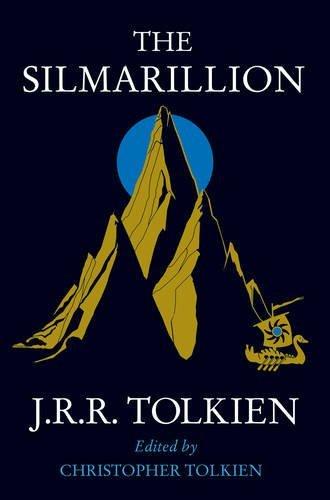 The Silmarillion by J. R. R. Tolkien...