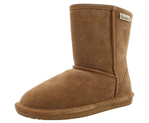 Product Image of the BEARPAW Kids Girl's Emma (Little Kid/Big Kid) Plum 1 M US Little Kid