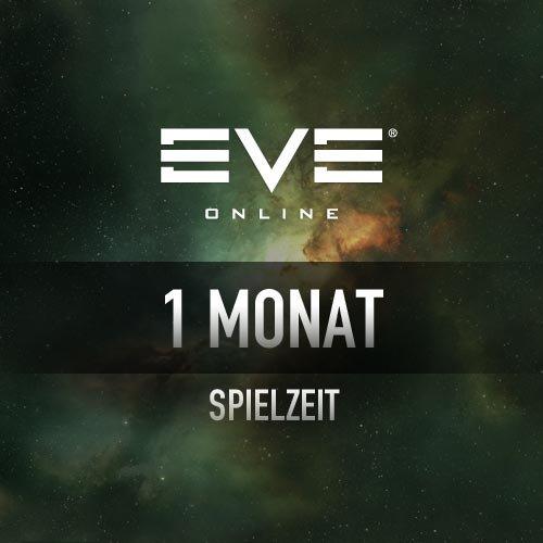 EVE Online - 1 Monat Spielzeit [Instant Access]