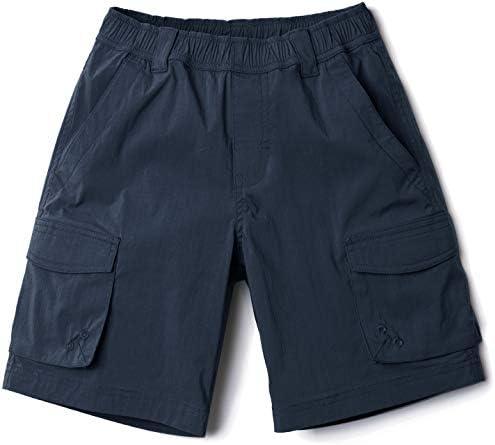 Cargo shorts for girls _image1
