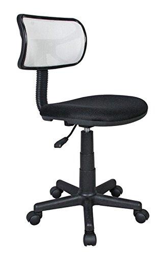 Silla de Oficina, Color Blanco
